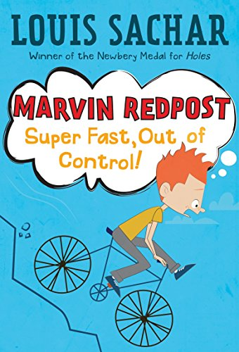 Marvin Redpost #7: Super Fast, Out of Control!の詳細を見る