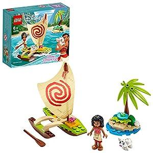 © 2019 The LEGO Group / Amazon.co.jp - レゴ ディズニー モアナの海の冒険 43170