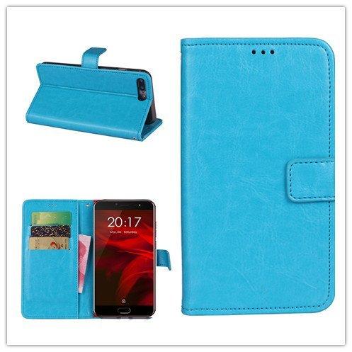 F&a® Flip Brieftasche Hülle für Homtom HT50 (Muster 4)