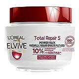 L'Oréal Paris Elvive Total Repair 5 Mascarilla Reparadora, 300 ml