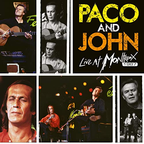 Paco and John Live at Montreux