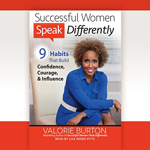 Successful Women Speak Differently audiobook cover art