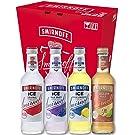 [Amazon限定ブランド] スミノフアイス 4種類×2本 飲み比べセット [ チューハイ 275ml×8本 ]BBOA