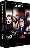Godard-Bande à Part + Une Femme mariée + La Chinoise + Week-End