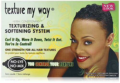 Best Texturizer For Natural Black Hair