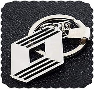 ميدالية من الفولاذ المقاوم للصدأ بشعار السيارة رينو
