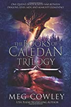 The Books of Caledan Trilogy: (An Epic Fantasy Collection: The Tainted Crown, The..