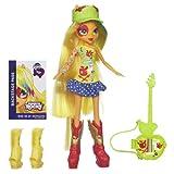 My Little Pony Equestria Girls Applejack Doll with Guitar