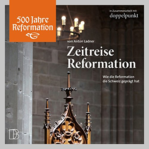 Zeitreise Reformation audiobook cover art