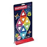 Magformers - Triangle, Set de 8 Piezas magnéticas (701002)