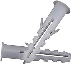 Ankerpunt Plastic expansie plug nylon zelf-tappen schroef bevestiging schroef holle anker buis gipsplaatmuur Makkelijk in ...