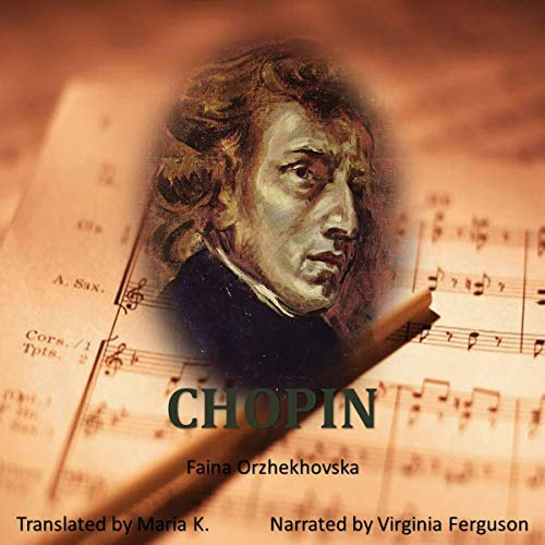 Chopin audiobook cover art