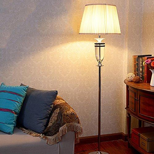 Good thing Lampadaire Éclairage Lampes de sol en cristal créatif en Europe Lampes décoratives de mode Salon Étude de chambre Éclairage de sol de luxe