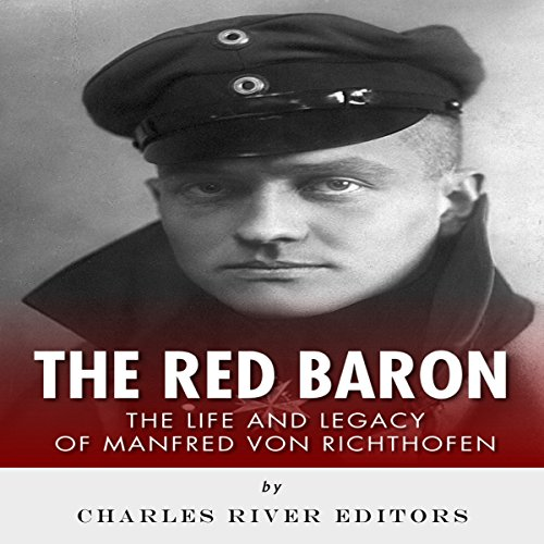 The Red Baron audiobook cover art