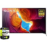 Sony XBR55X950H 55 inch X950H 4K Ultra HD Full Array LED Smart TV 2020 Model Bundle with 1 Year Extended Protection Plan