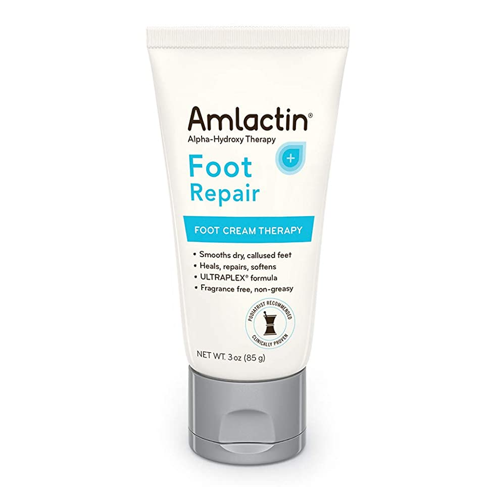 石油著作権スペア海外直送品Amlactin Foot Cream Therapy, 3 oz by Amlactin
