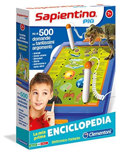 Clementoni 13528 kinderen plankspel leren - bordspel (spel van leren, kinderen, kinderen/meisjes, 7 jaar (S), binnenruimte, 396 mm)