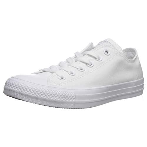 fashion style amazing selection sneakers All White Leather Converse: Amazon.com