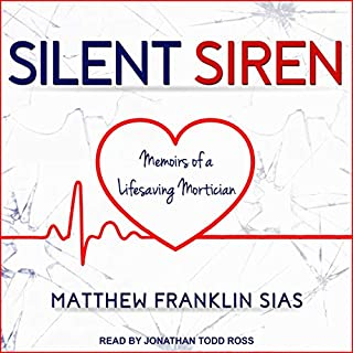 Silent Siren audiobook cover art