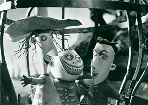 Szene aus Tim Burtons