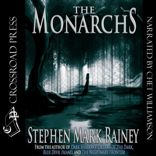 The Monarchs audiobook cover art