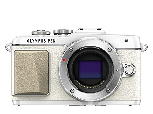 Olympus PEN E-PL7 (16 Megapixel, Full HD, 7,6 cm (3 Zoll) Display, Wifi) weiß