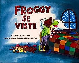 Froggy se viste (Spanish Edition)