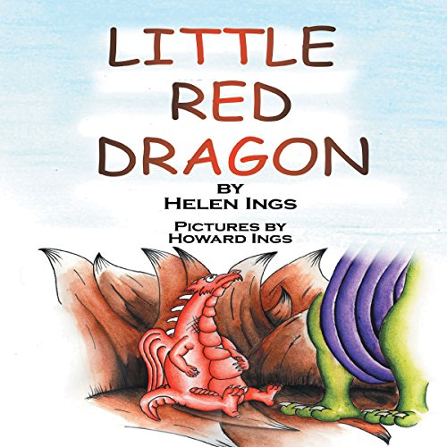 Little Red Dragon Titelbild