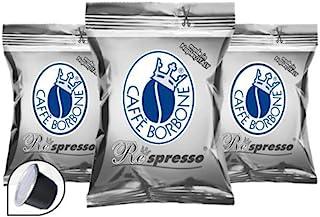 Borbone Respresso, espresso-capsules, zwart, compatibel met Nespresso, 300 stuks.
