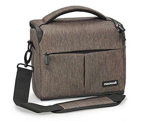 Cullmann 90381 Kameratasche mit Tragegurt Braun