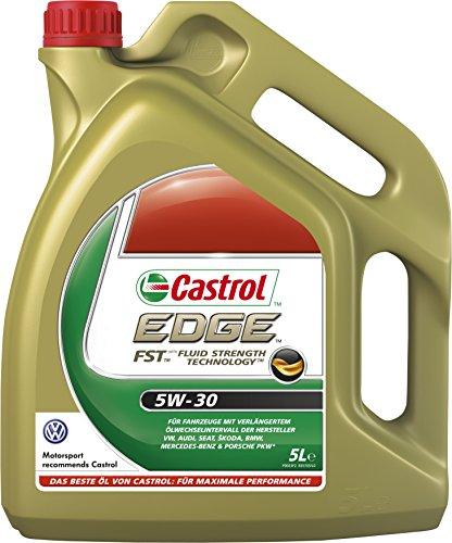 Castrol Edge 5W-30 Aceite de motor 5W-30 5L (Sello alemán)
