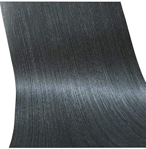 NO LOGO Technische Furnier Messerfurnierholztechnik E. V.62cm X 2.5m Black Oak Straight Grain Gestreifte Q/C (Farbe : As The pic, Größe : About 62x250cm 1pc)