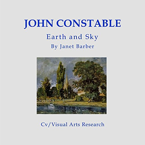 John Constable audiobook cover art
