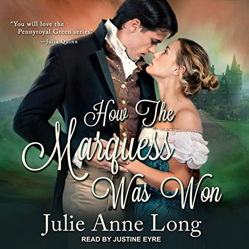 How the Marquess Was Won audiobook cover art