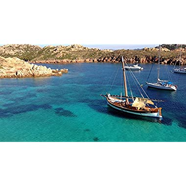 La Maddalena Archipelago Experience in Italy for Two - Tinggly Voucher / Gift Card in a Gift Box