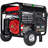 Best Diesel Generators - DuroStar DS10000EH 10000 Watt Portable Electric Start Dual Review