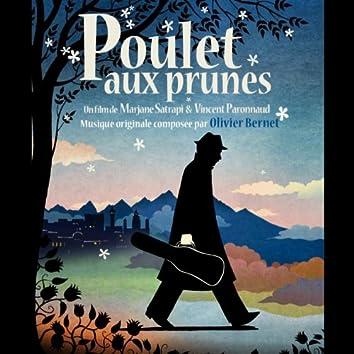 Poulet aux prunes (Bande originale du film de Marjane Satrapi et de Vincent Paronnaud)