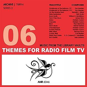 Themes for Radio,Film Television (Series 2) Vol. 6