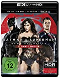 Batman v Superman: Dawn of Justice (4K UHD Blu-ray)