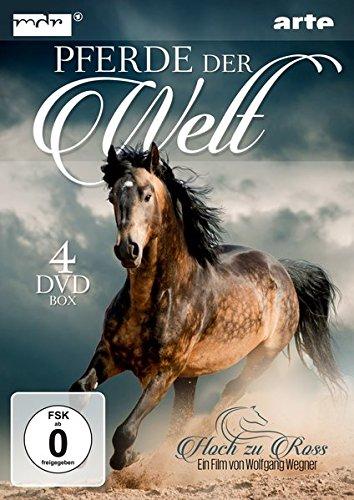 Produktbild Pferde der Welt [4 DVDs]