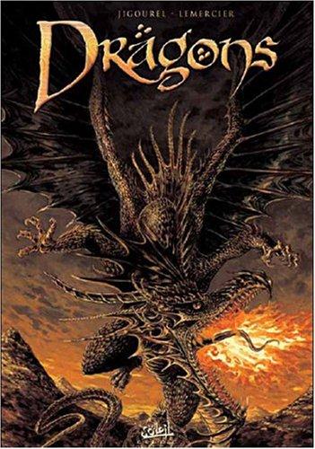 Les Dragons - Beau Livre