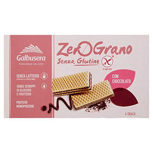 Galbusera Zerograno Wafer senza Glutine, 180g