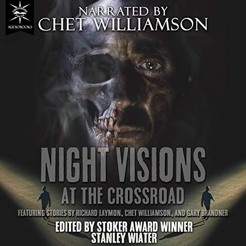 Night Visions: At the Crossroad cover art