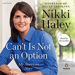 Can't Is Not an Option audiobook cover art