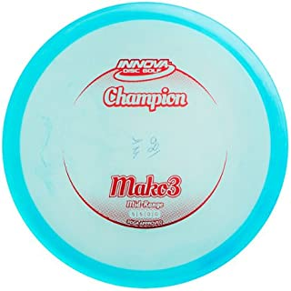 Innova Disc Golf Champion Material Mako 3 Golf Disc (Colors may vary)
