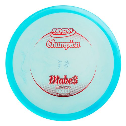Innova Disc Golf Champion Material Mako 3 Golf Disc, 170-174gm (Colors may vary)
