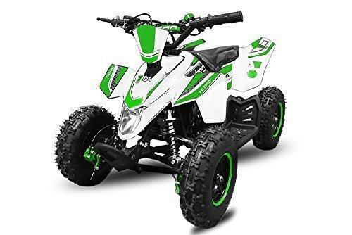 "Eco Mini Quad 800W Madox 6"" 36V ATV Bike Bolsillo Miniquad Quad para niños Vehiculo infantil - fucsia"