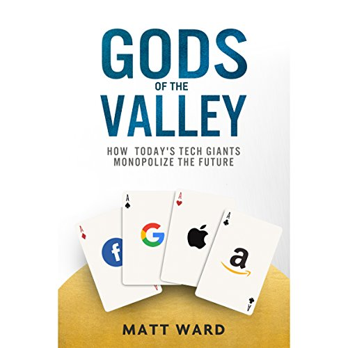 Gods of the Valley audiobook cover art