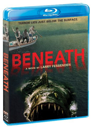 beneath a surface commentary the studio premium Beneath [Blu-ray]