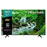 Hisense 50' VIDAA 4K UHD Smart TV con Dolby Vision HDR 50H6G (2020)